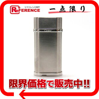 "Fs3gm Cartier oval gas lighter steel finish silver CA120116 beauty products ""enabled."""
