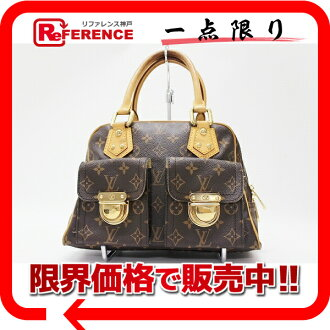 "Louis Vuitton monogram handbag ""Manhattan PM"" M40026 》 fs3gm for 《"