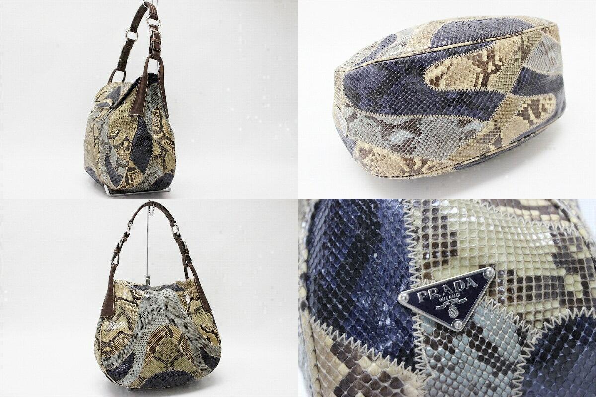 BRANDSHOP REFERENCE | Rakuten Global Market: PRADA python ...
