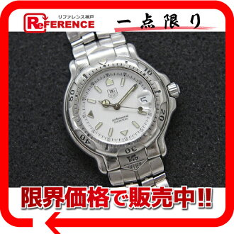 6000 タグホイヤー series professional 200M men watch white clockface WH1211-K1 》 fs3gm for 《