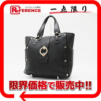 "Bulgari Tondo tote bag (black beauty) ""enabled."""