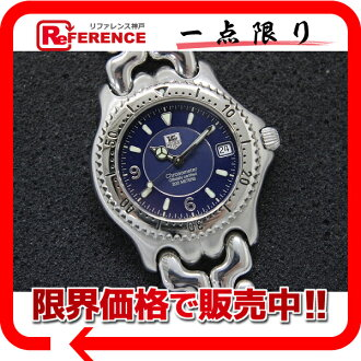 """Tag Heuer SEL chronometer 200 m men's watch SS blue character machine automatic winding WG5114-PO """"response.""""-fs3gm"""