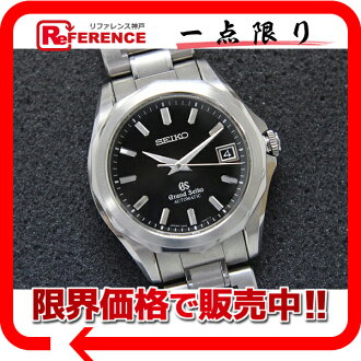 "Seiko Grand Seiko 40th anniversary limited edition 1000 men's watch SS automatic self-winding SBGR011 ""enabled."""