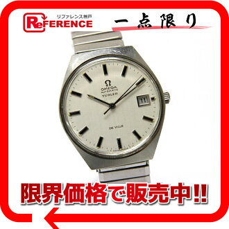 "Omega-Devil Tula W name men's watch automatic winding antique ""response."""