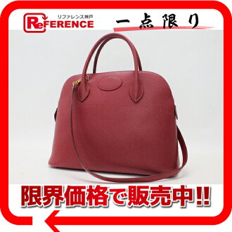 "U ever-Rouge Ardennes handbags Hermes ""boring 37"" shoulder straps ""response."""