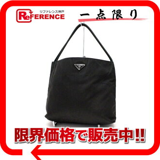 "Prada nylon bag black ""response.""-fs3gm"