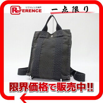 "Hermes airline ad PM backpack grey? s support.""fs3gm"
