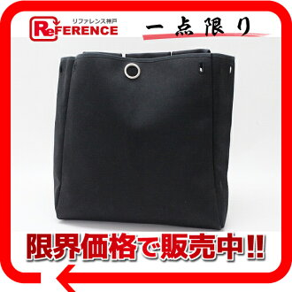 "Hermes airbag for MM refill bag トワルオフィシ ALE black ""response.""-fs3gm"