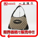 [GUCCI] It is fs2gm fs2gm gucci PUNCH (punch) GG canvas semi-shoulder bag beige X dark brown 145778 [correspondence 》【 easy ギフ _ packing tomorrow comfortable used 】《] [free shipping]