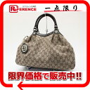 [GUCCI] It is fs2gm fs2gm as well as 211944 gucci SUKEY( Sioux key) GG  /  X dark brown new articles [correspondence  easy  _ packing tomorrow comfortable used ] [free shipping]
