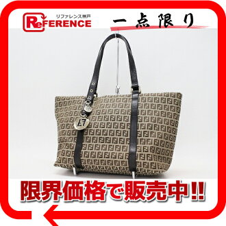 Tote bag beige 8BH215 》 fs3gm with フェンディズッキーノチャーム for 《