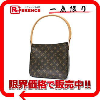 Louis Vuitton Monogram looping MM-shoulder bag M51146-? s enabled.""