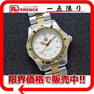 "Tag Heuer 2000 Professional 200 m women's watch quartz SS×GP WK1320? s support.""fs3gm"