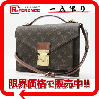 "Fs3gm handbag M51187 Louis Vuitton Monogram ""Monceau 26"" 2 WAY ""response."""