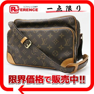 "Fs3gm shoulder bag Louis Vuitton Monogram ""Nile"" M45244 ""enabled."""