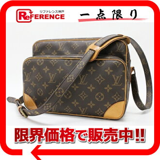"Fs3gm02P05Apr14M02P02Aug14 shoulder bag Louis Vuitton Monogram ""Nile"" M45244 ""enabled."""