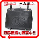 [CHANEL] It is fs2gm fs2gm CHANEL caviar skin shoulder bag black [correspondence  easy  _ packing tomorrow comfortable used ] [free shipping]