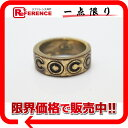 [CHANEL] CHANEL COCO ring 13 gold [used] [correspondence  fs2gm fs2gm tomorrow comfortable comfortable  _ packing ]