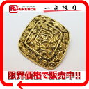 [CHANEL] CHANEL broach gold [correspondence  easy  _ packing tomorrow comfortable used ] fs2gm fs2gm