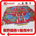 [HERMES] Chair) white X red X blue system to HERMES silk scarf &quot;boyfriend&quot; SELLES A HOUSSE( cover [used] [correspondence  fs2gm fs2gm tomorrow comfortable comfortable  _ packing ]