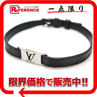 "Louis Vuitton Damien grab fit ""bracelet, Signet"" bracelet M6616E ""response.""-fs3gm02P05Apr14M02P02Aug14"
