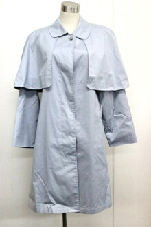 Burberry Lady's trench coat 7 blue 》 fs3gm for 《