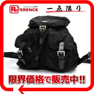 PRADA VELA( Vera) nylon rucksack black B2811 》 fs3gm for 《