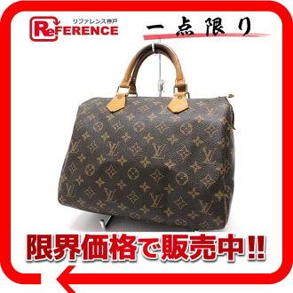 "Mini Boston handbag Louis Vuitton Monogram speedy 30 M41526? s support."""