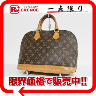 "M51130 Louis Vuitton Monogram ""Alma"" handbags ""response."""