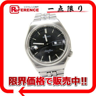 Seiko silver wave mens watch SS automatic 6306-8070? s support.""