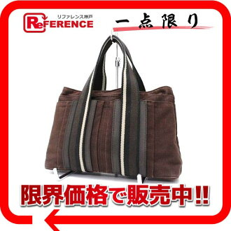Fs3gm Hermes トロカオリゾンタル PM tote bag Brown? s support.""