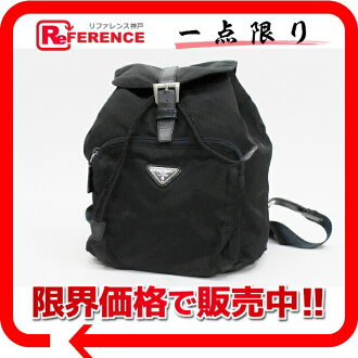 PRADA nylon rucksack black 》 fs3gm for 《