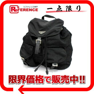PRADA VELA( Vera) nylon rucksack black B2811F 》 02P05Apr14M 02P02Aug14 for 《