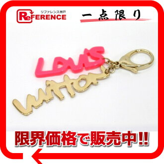"Louis Vuitton graffiti bag charm key ring ""bijou case graffiti"" fuchsia (pink) M65768 》 for 《"
