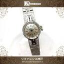 ROLEX ロレックス オーキッド K18WG レディース腕時計 手巻き 750アンティーク KK 【中古】 ロレックス レディース腕時計