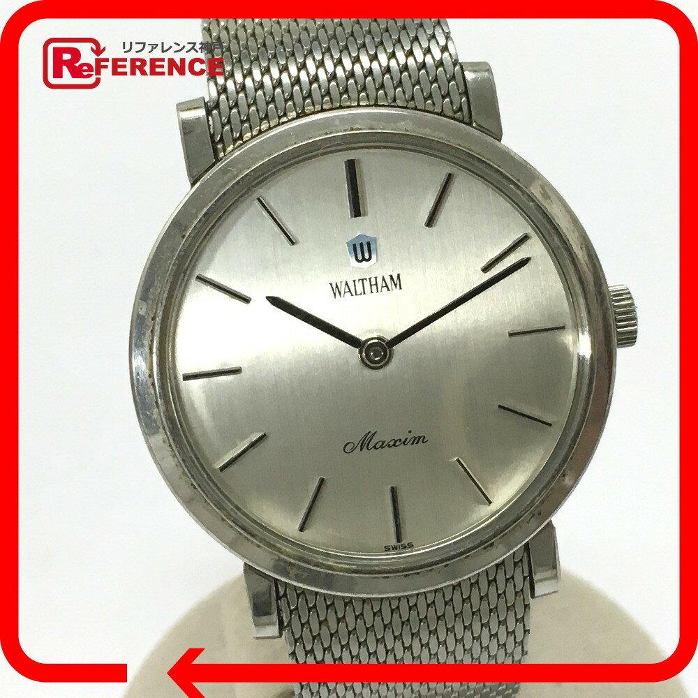 WALTHAM ウォルサム  メンズ腕時計 マキシム 腕時計 SS メンズ【】  WALTHAM ウォルサム ウォッチ 腕時計 対応/