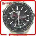 SEIKO セイコー SBXA015 7X52-0AF0 衛星電波時計 アストロン ソーラーGPS 腕時計 チタン/セラミック メンズ【中古】