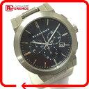 BURBERRY バーバリー BU9351 メンズ腕時計 クロノグラフ シティ 腕時計 SS メンズ【中古】
