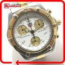 TAG HEUER タグホイヤー クロノグラフ メンズ腕時計 プロフェッショナル 腕時計 SS/GP メンズ【中古】