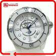 CHANEL シャネル H2560 J12 マリーン 腕時計 ホワイトセラミック/ラバー メンズ 新品同様【中古】