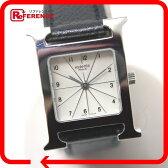 HERMES エルメス HH1.210 Hウォッチ 腕時計 SS/クシュベル レディース【中古】