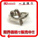 TIFFANY&Co. ティファニー ラビングハート 1Pダイヤ パロマピカソ リング・指輪 SV925 ダイ