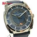 Vacheron Constantin ヴァシュロン・コンスタンタン 4500S/000A-B364 メンズ腕時計 ケ・ド・リル 腕時計 SS/革ベルト シルバー メンズ 未使用【中古】