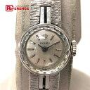 ショッピングロレックス ROLEX ロレックス レディース腕時計 カメレオン プレシジョン 腕時計 K18WG レディース【中古】