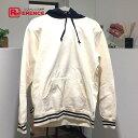Supreme シュプリーム 2015AW 「Classic Logo Hooded Sweatshirt」 クラシックロゴ パーカー スウェット ネイビー メンズ【中古】