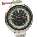 SEIKO セイコー 6106-6440 メンズ腕時計 回転インナーベゼル 5Sports 5スポーツ 腕時計 SS シルバー メンズ【中古】