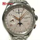Baume & Mercier ボーム&メルシェ MOA10328 メンズ腕時計 クリフトン クロノ...