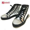 GUCCI グッチ 370875 レディース 靴 メタリック...