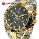 ROLEX ロレックス 116503 クロノグラフ デイトナ 自動巻き ランダム 腕時計SS/YG メンズ シルバー×ゴールド 【中古】