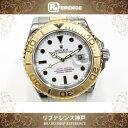 ROLEX ロレックス ヨットマスター メンズ腕時計 SS×...